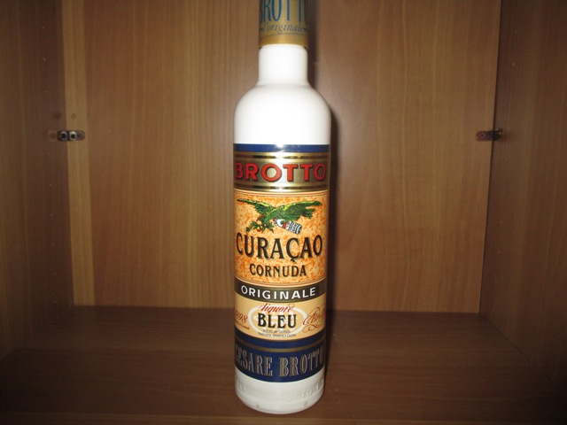 Curacao Brotto Blù